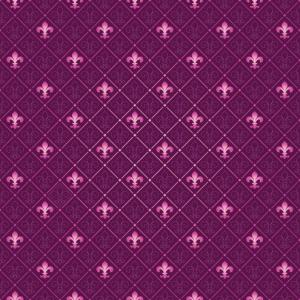 Fleur De Lys Pattern