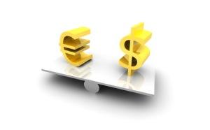 3D Euro Dollar Balance