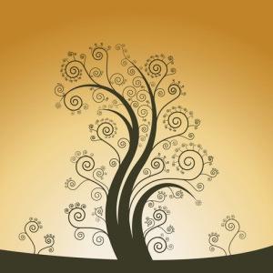 Curl Tree Design