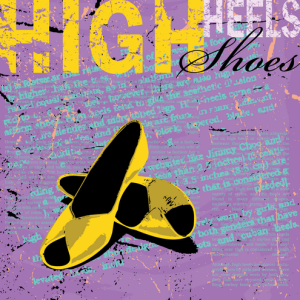 High Heels Background