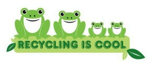 Recycling Frog